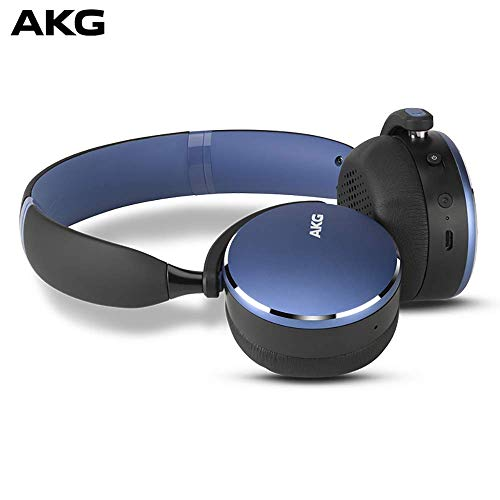 AKG Y500 Wireless Taille Unique Bleu