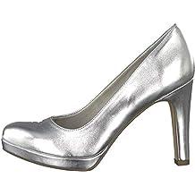 Suchergebnis auf Amazon.de für  Tamaris Pumps Silber f7df086616