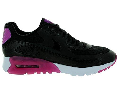 Nike baskets w air max 90 ultra essential chaussure femme 40 Black/Black/Purple Dusk/Mlbrry