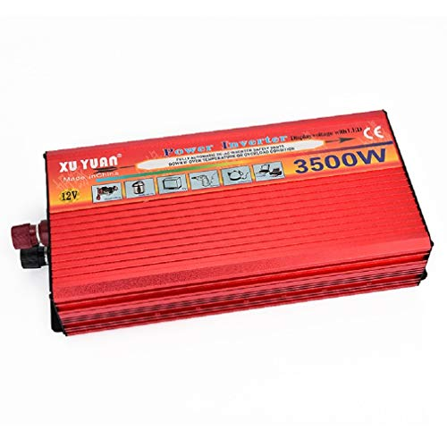 ZHJYD Auto-Inverter, Auto-Inverter, 3500W Auto-Dual-Purpose-Inverter Solar Inverter / 12V bis 220V High Power Supply (Size : 24V/220V/3500W) 3500w Power Inverter