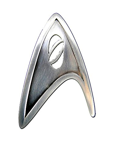 Star Trek Starfleet Division Replica Badge: Science Star Trek Science