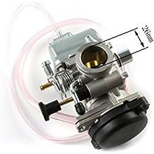 26mm ingesta Carburador Carb EN125Motor 125cc 45mm filtro de aire tercera generación Suzuki moto la suciedad y Pit Bike