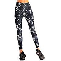 JL Yoga pantsPantalons de Yoga pour Femmes imprimés Pantalons de Danse  élastiques, Moulants et ajustés da774bbeea63