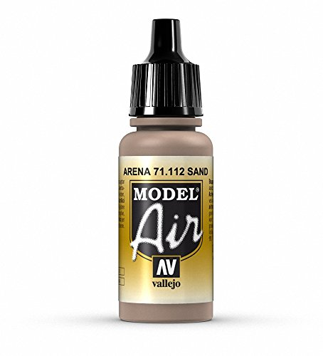 VALLEJO-71112 71112 Model Air Color Arena 17ML, Multicolor
