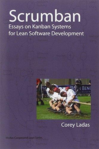 Scrumban - Essays on Kanban Systems for Lean Software Development (Modus Cooperandi Lean) por Corey Ladas