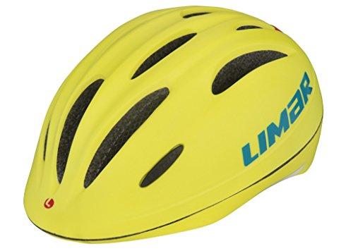 Fahrradhelm Limar 242 Kids matt lime Gr.S (46-51cm) (1 Stück)