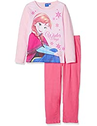 Disney Frozen Let It Go, Conjuntos de Pijama para Niñas