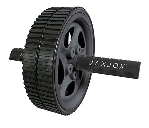 JAXJOX Unisex AB Roller, Negro