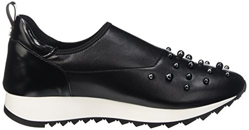 Cult Cream Scarpe Low-Top, Donna Nero (Black/Black)