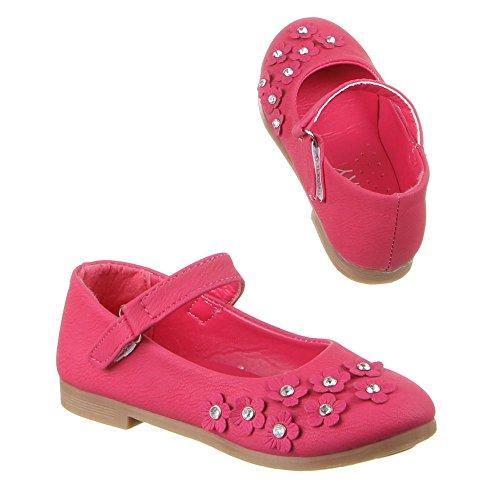 Rosa B 25 Infantis Calçados 1 Bailarinas 20 11 wxznn1B