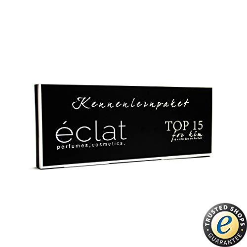 ECLAT Germany TOP 15 HERRENDÜFTE 15 x 2 ml Duftproben (1er Pack)