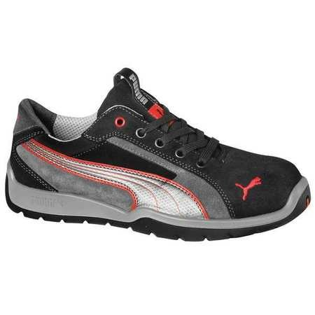 Athletic Chaussures de travail, STL, MN, 6, GRY, PR