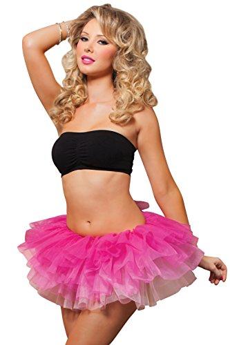 Til Kostüm Seven Midnight - Seven til Midnight 9715 Ombre Tutu, pink (One Size)