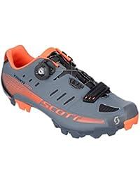 Scott, Scarpe da ciclismo uomo Grigio grey/black gloss 47