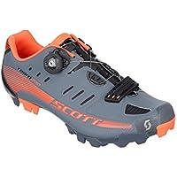 Scott, Scarpe da ciclismo uomo Grigio grey/black gloss 46