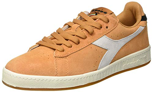 Diadora Game Low S, Zapatillas de Gimnasia Unisex Adulto, Multicolor (Sandstone 30084), 41 EU