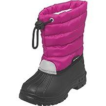 Playshoes Winterstiefel Schneeschuhe für Kinder mit Warmfutter - botas de nieve de material sintético niña