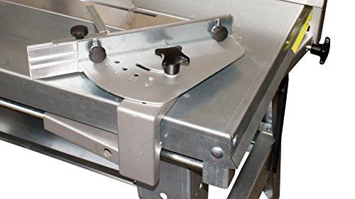 ATIKA Baukreissäge Tischkreissäge Kreissäge BTH 450 5000W 400V montiert **NEU/2.WAHL** - 4