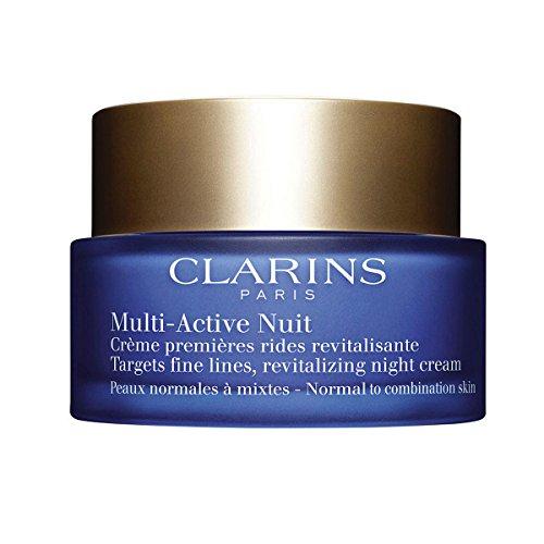 Clarins MultiActive Crema da Notte, Leggera - 50 ml