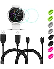 2PACK for Garmin vivoactive 3 Charger cable