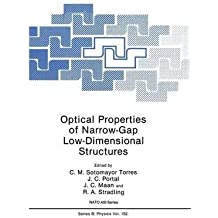 [(Optical Properties of Narrow-gap Low-dimensional Structures 1987)] [By (author) Clivia M. Sotomayor-Torres ] published on (October, 2011)