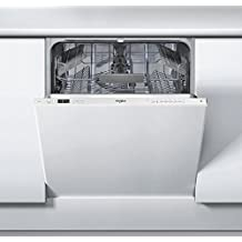 Whirlpool WIC 3C26 Fully built-in 14places A++ Silver - dishwashers (Fully built-in, A, A++, Full size, Silver, Buttons)