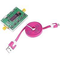 Digitales Dämpfungsmodul, OLED Display 6G Digitaler programmierbarer Abschwächer 30DB Schritt 0.25DB HF Modul