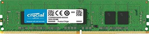 Crucial CT4G4RFS8266 - Memoria RAM de 4 GB (DDR4, 2666 segunda mano  Se entrega en toda España
