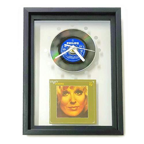 DUSTY SPRINGFIELD - Dusty In Memphis: GERAHMTE CD-WANDUHR/Exklusives Design