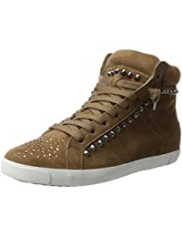 Kennel und Schmenger Schuhmanufaktur Damen Queens-Sneaker-Stones High-Top