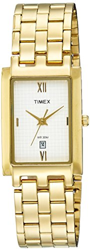 Timex-Classics-Analog-Silver-Dial-Mens-Watch-BE14
