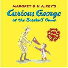 Curious George at the Baseball Game (Curious George 8x8 (Quality)) (Paperback) - Common