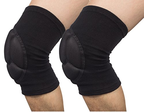 DODOING 1 Paar Knieschoner, Knie Pads, Unterstützen und Knieschützer für für Damen und Herren