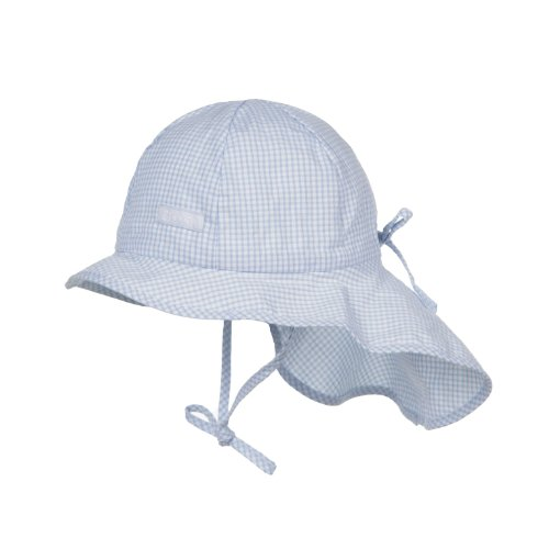 Döll Unisex - Baby Fischerhut 000076941, Gr. 49, Blau (blue bell 3230) (Hut Ausgestattet Cap Eine Passform)