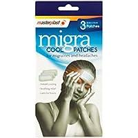 Masterplast Migra Cool Patches für Kopfschmerzen, 5 x 12 cm, 2 Stück preisvergleich bei billige-tabletten.eu