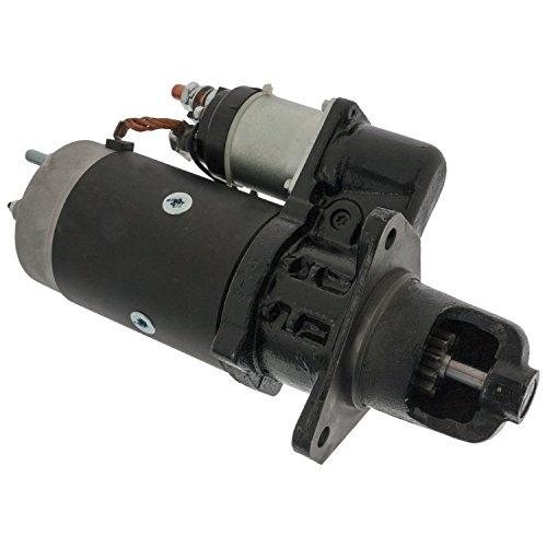 Preisvergleich Produktbild febi bilstein 48980 Anlasser / Starter - 24 Volt,  6, 2 kW - 11 Zähne