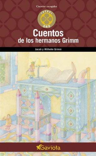 Cuentos de los hermanos Grimm (Trébol de oro/Cuentos escogidos) por Grimm  Jacob