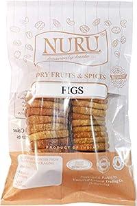 Nuru Dry Figs Anjeer Premium Quality (Big Size) (250 g)
