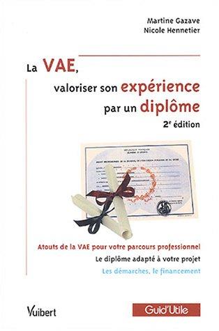 La VAE, valoriser son expérience par un diplôme