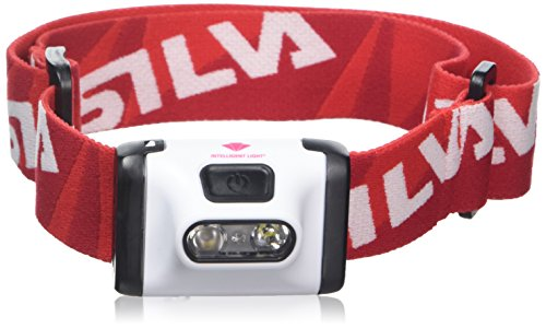 Silva Active Stirnlampe, Rot, One Size