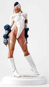 Street Fighter Statue PVC Cammy Fascination White Version