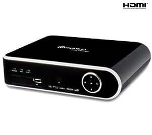 Boîtier multimédia Memup Mediadisk FX TV HD (sans disque)