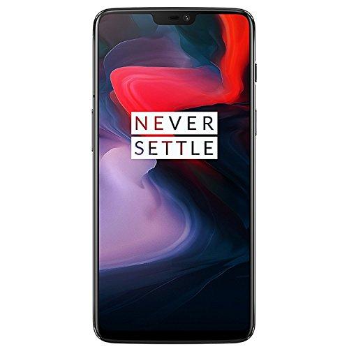 OnePlus 6 A6000 Dual-SIM SnapdragonTM 845 ROM Midnight Nero 8GB RAM + 128GB ROM