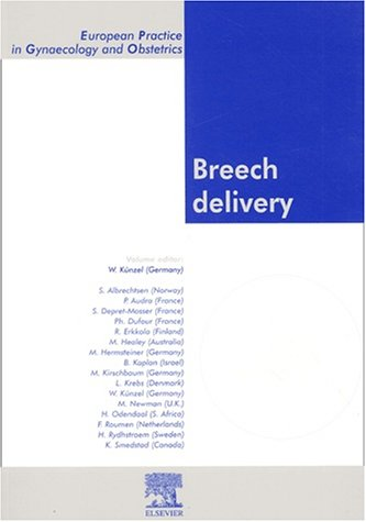 Breech delivery