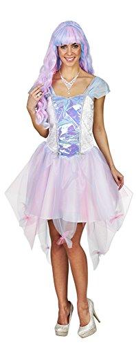 Einhorn-Kostüm / Unicorn-Kleid für Damen (32/34) (Kostüm Panne)