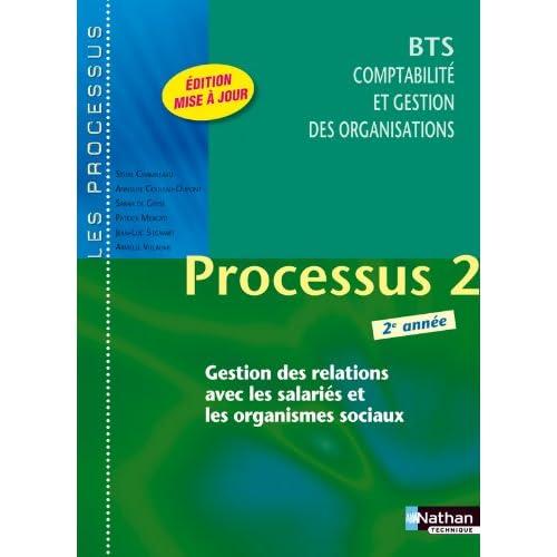 Processus 2 BTS CGO 2e année