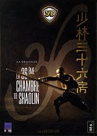 La 36e chambre de Shaolin : La Trilogie - Coffret 4 DVD