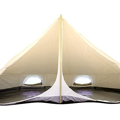 419G9Suw9RL. SS500  - Life Under Canvas Inner for 5m Bell Tent, Single Room, One Space