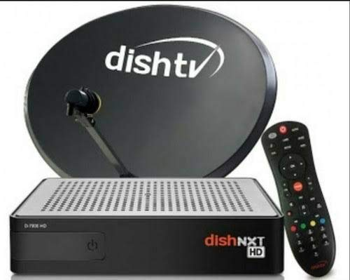 Dish TV Hindi HD Set Top Box with 1 Month Super Family HD