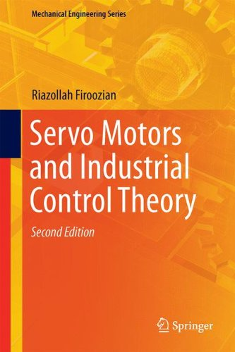 Servo Motors and Industrial Control Theory (Mechanical Engineering Series) - Dc Serien Motor